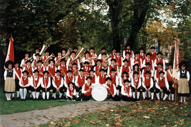 Harmoniemusik Tisis - Tosters 1995