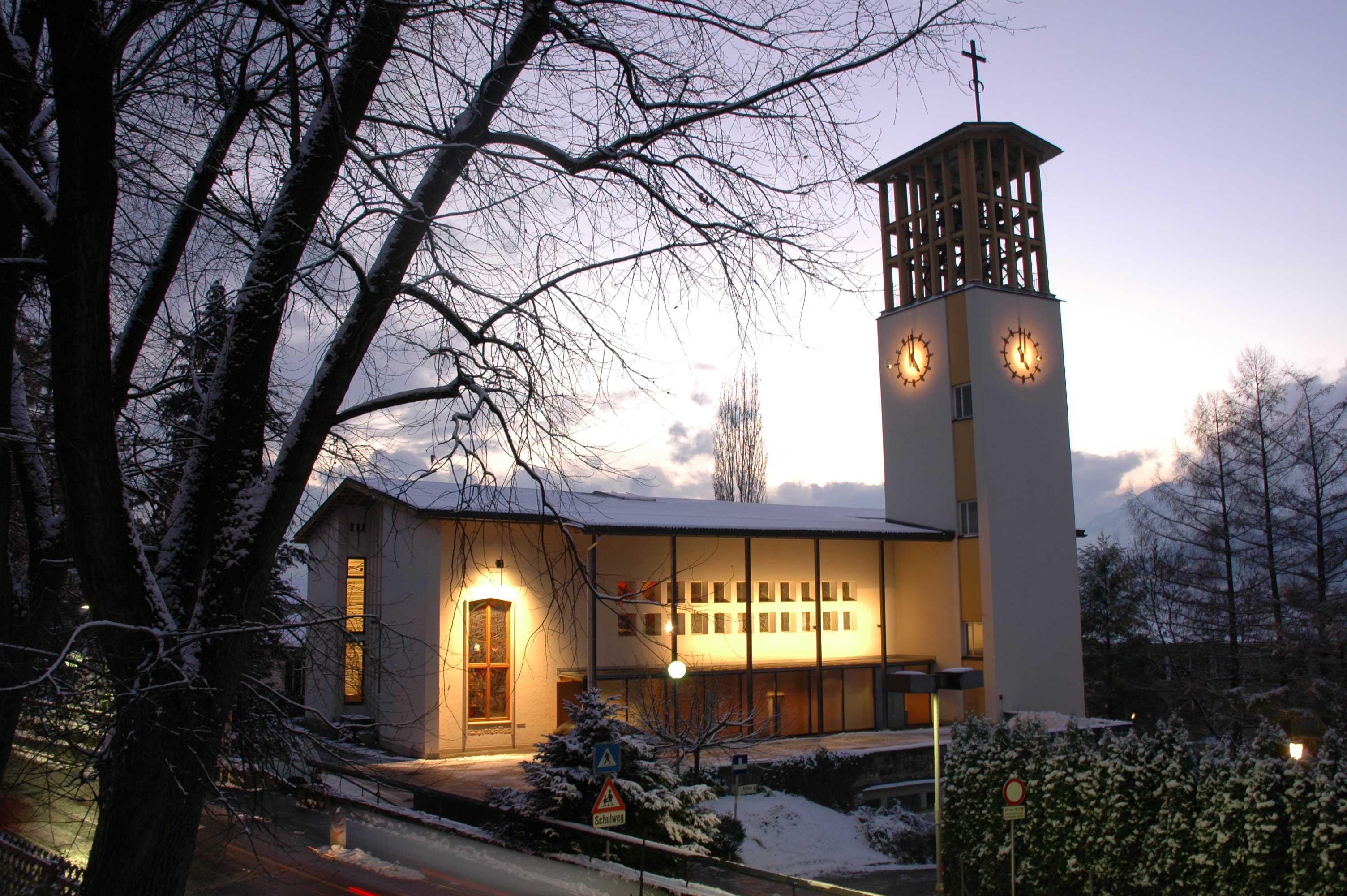 Kirche Tisis