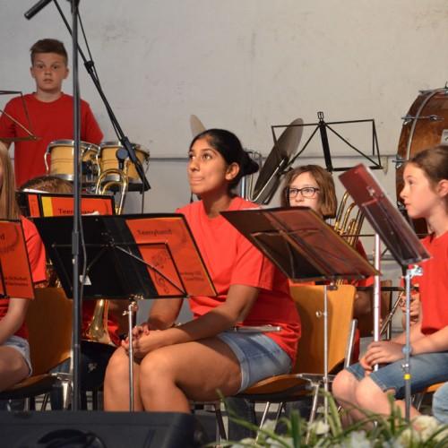 Bezirksmusikfest Rankweil