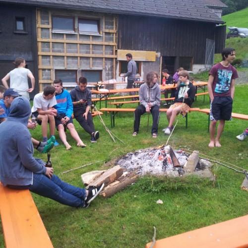 Teenybandlager 2014