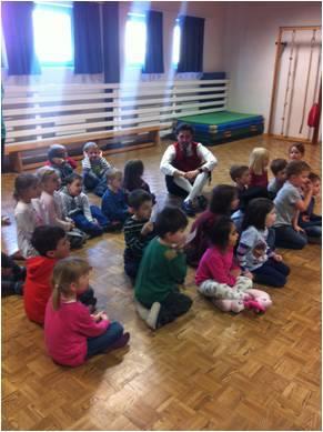 Kindergarten Riedteilweg