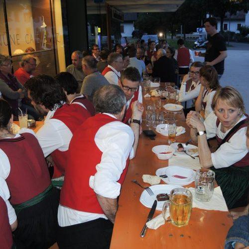 Dämmerschoppen Café Z
