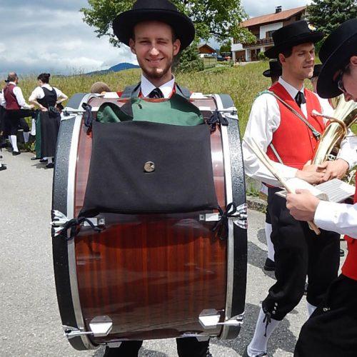 Musikfest Übersaxen