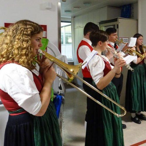 Weihnachtsständle LKH Feldkirch