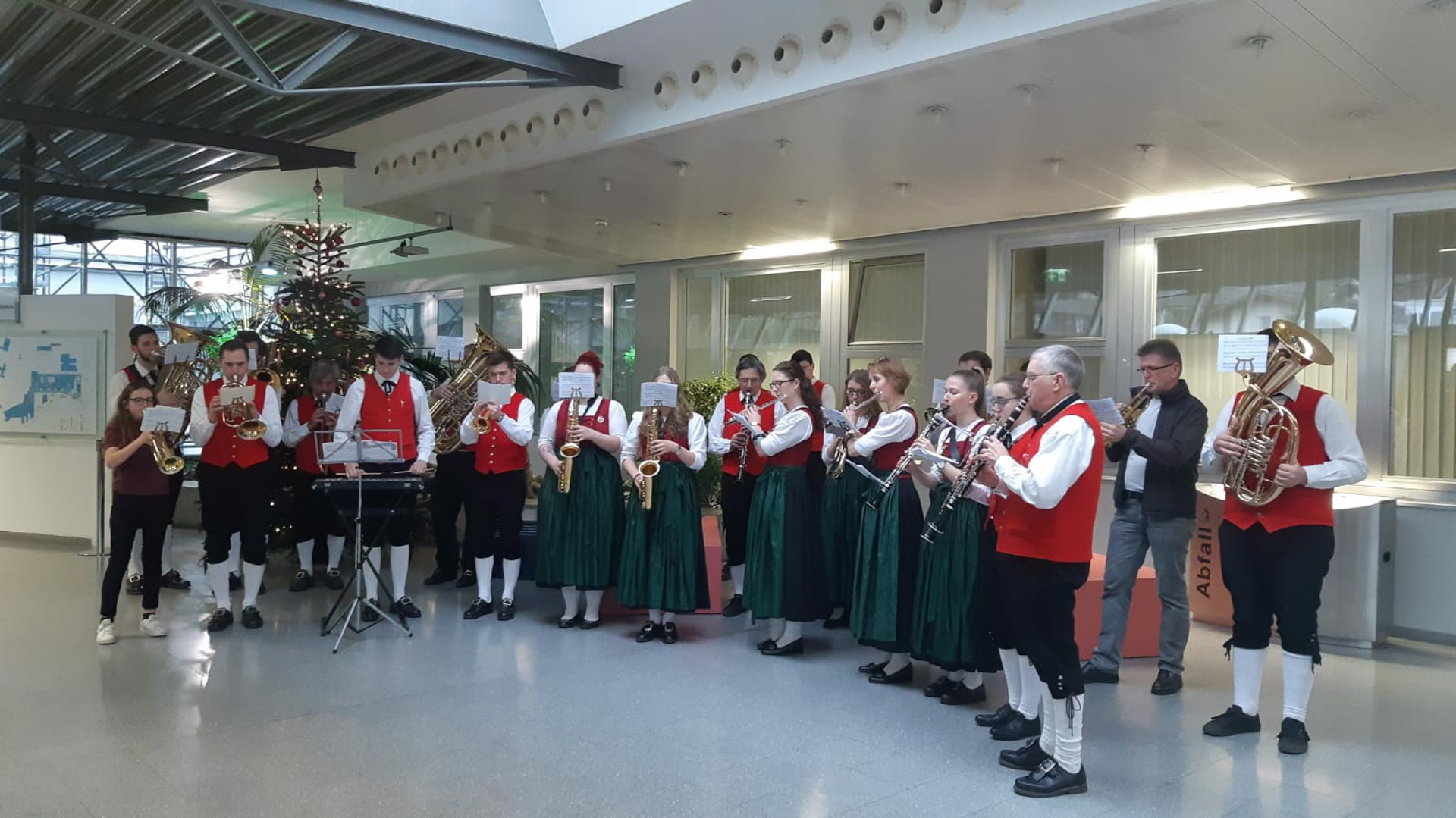 Weihnachten LKH Feldkirch